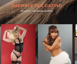 Shemale sex dating